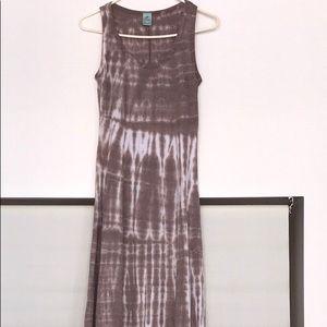 Dresses & Skirts - Tie dye midi dress